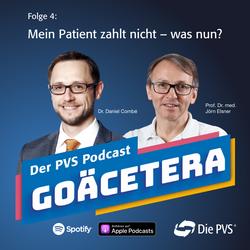 GOÄcetera - der PVS Podcast | Folge 4