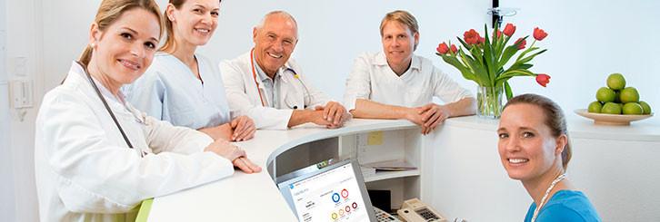Praxismanagement - Unterstützung durch die PVS/ Schleswig-Holstein • Hamburg