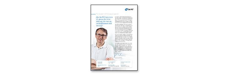 """Themenpapier Nr. 5 """"Forderungsmanagement"""", Prof. Dr. med. Jörn Elsner (Bremen)"""