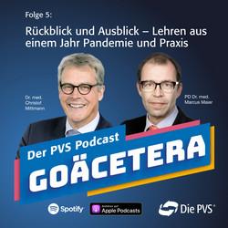 GOÄcetera - der PVS Podcast | Folge 5