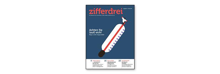 zifferdrei Ausgabe 1/2019