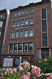 PVS Bremen - Foto Hauptgeschäftsstelle
